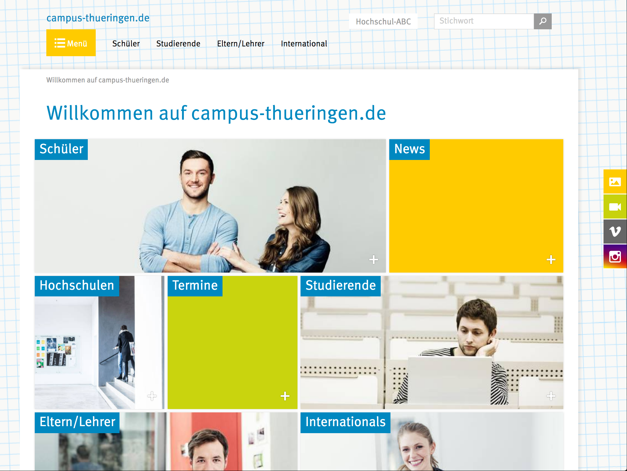 Website campus-thueringen.de